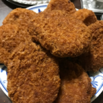 嬉しい想定外!「肉の大山」の揚げ物祭りで満腹です(*^O^*)