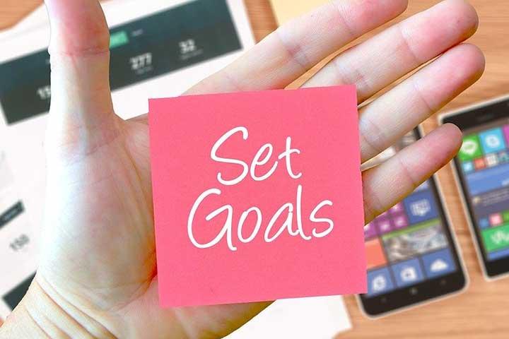 webマーケティングで何ができるといいのか、目標を立てよう