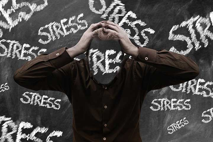 GDTストレス